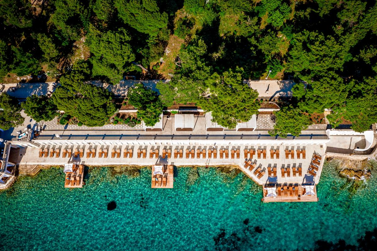 hochzeit kroatien hochzeitslocation beachclub strand heiraten 03 - Beachclub der Extraklasse