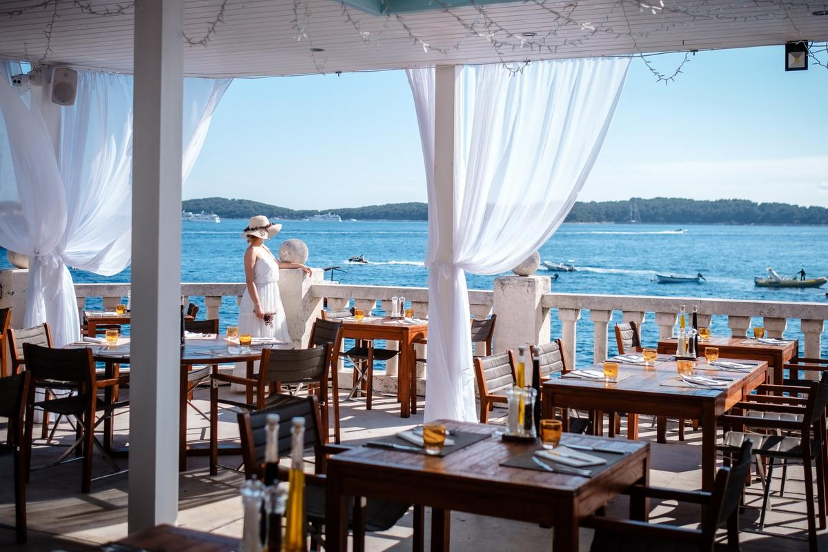 hochzeit kroatien hochzeitslocation beachclub strand heiraten 06 - Beachclub der Extraklasse