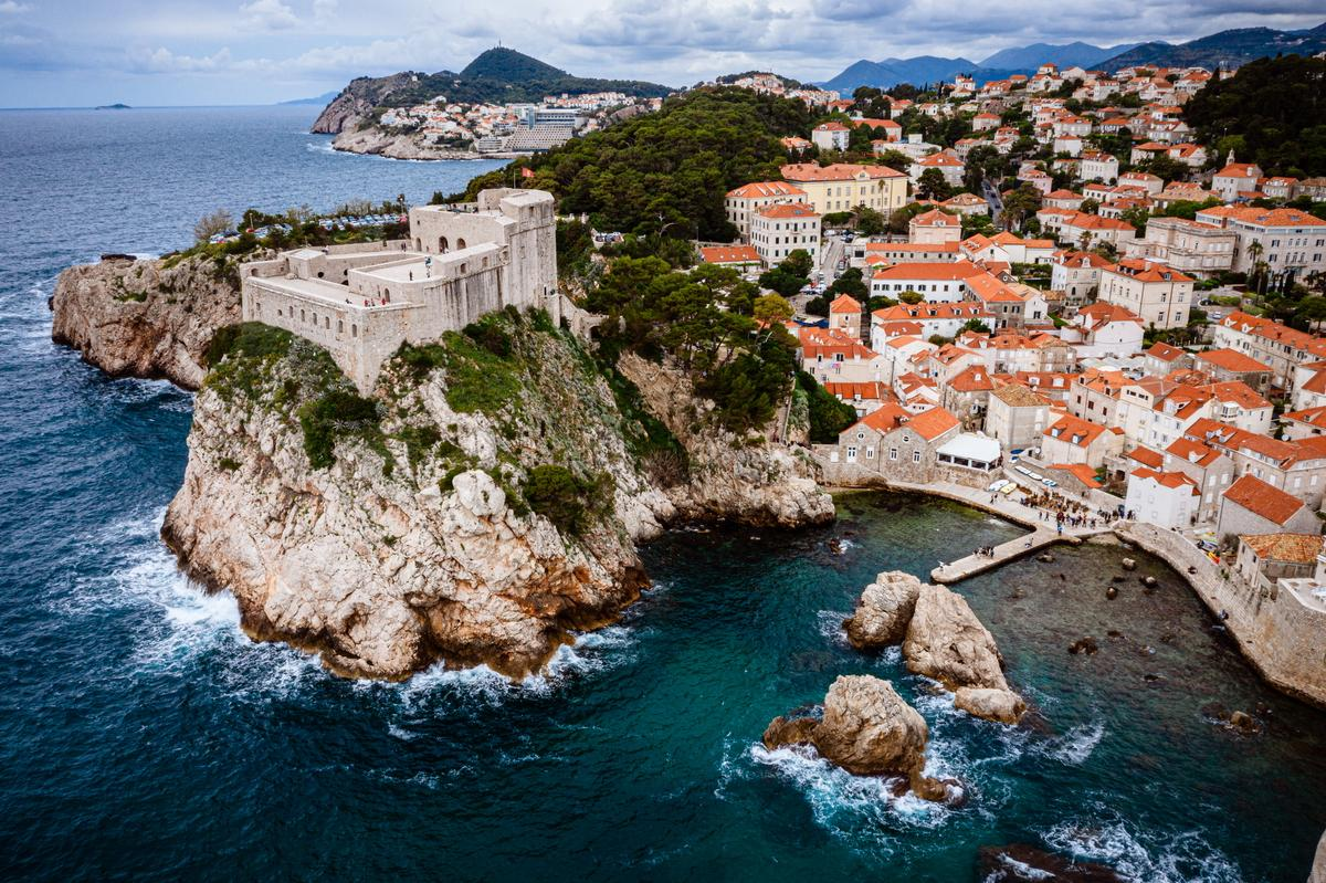 Hochzeit in Game of Thrones Location in Kroatien Dubrovnik