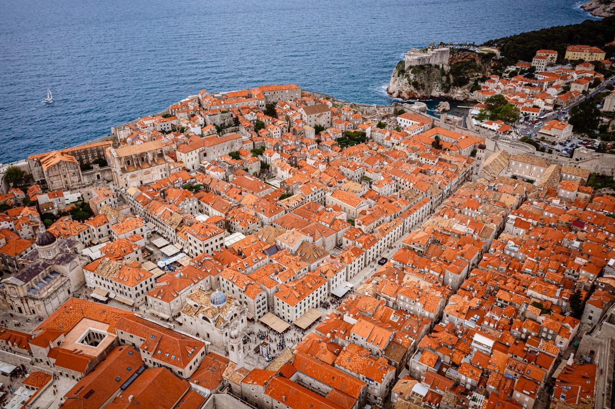 hochzeit kroatien game of thrones festung heiraten 04 - Hochzeit in Dubrovnik