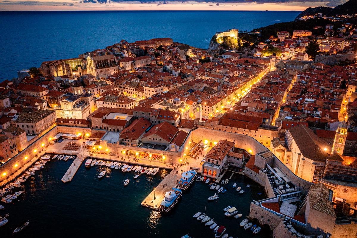 hochzeit kroatien game of thrones festung heiraten 21 - Hochzeit in Dubrovnik