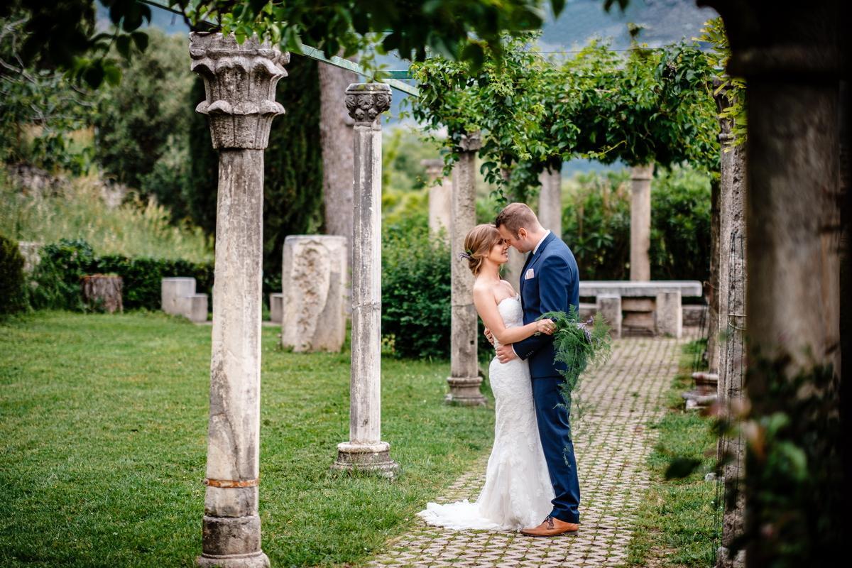 hochzeit kroatien heiraten boutique hotel ruine trauung 07 - Hochzeit in Dubrovnik
