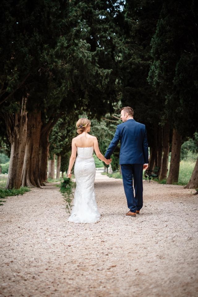 hochzeit kroatien heiraten boutique hotel ruine trauung 08 - Hochzeit in Dubrovnik