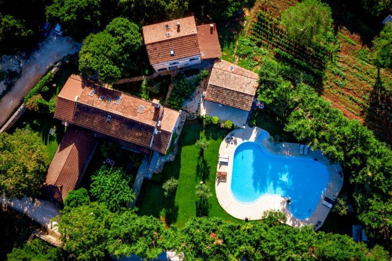 hochzeit kroatien hochzeitslocation villa pool heiraten trauung 01 800x533 - Finca
