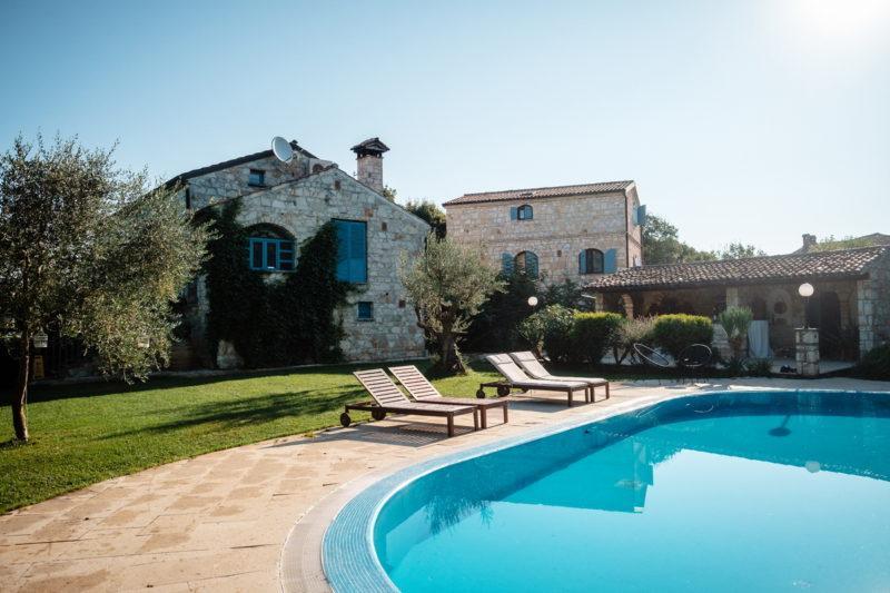 hochzeit kroatien hochzeitslocation villa pool heiraten trauung 06 800x533 - Finca