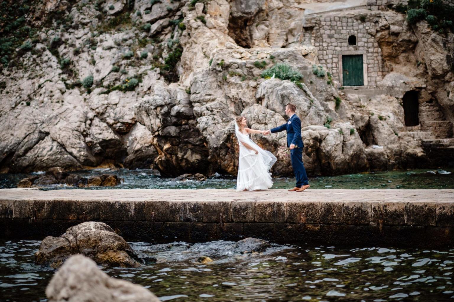 After Wedding Shooting in Kroatien 0109 scaled - Game of Thrones Hochzeit in Kroatien