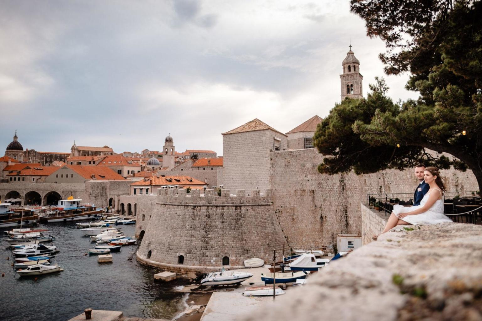 After Wedding Shooting in Kroatien 0188 scaled - Game of Thrones Hochzeit in Kroatien