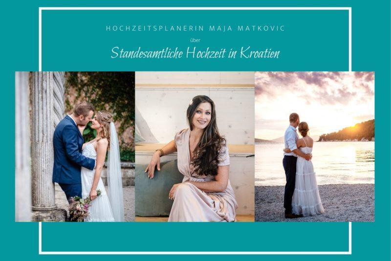 standesamtlich heiraten in Kroatien hochzeit ausland Planung 1 800x534 - In Kroatien standesamtlich heiraten