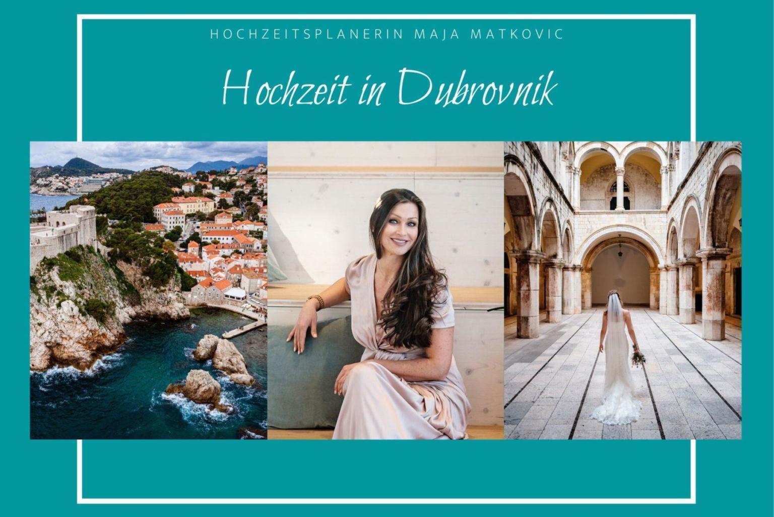 Hochzeit Dubrovnik heiraten hochzeitsplanung kroatien - Hochzeit in Dubrovnik