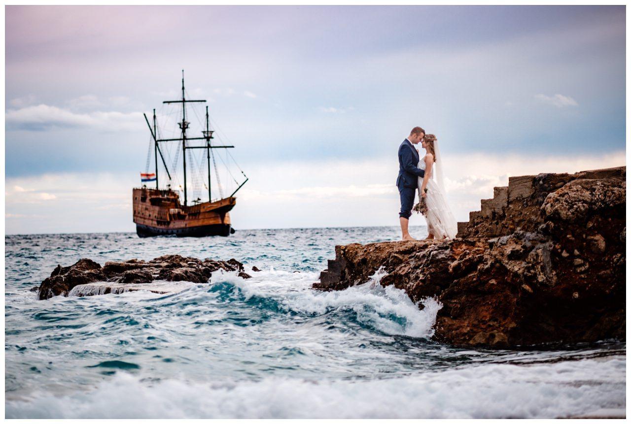 after wedding shooting kroatien hochzeitsfotos 2 - Hochzeit in Dalmatien
