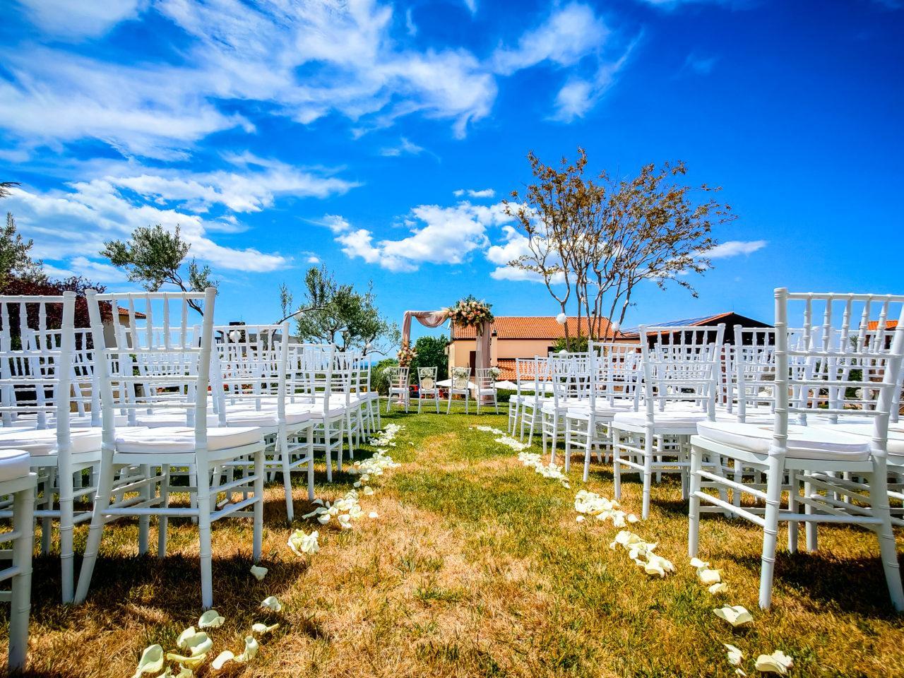 Hochzeit in Buje Heiraten im freien Hochzeitslocation Hotel Location in Kroatien