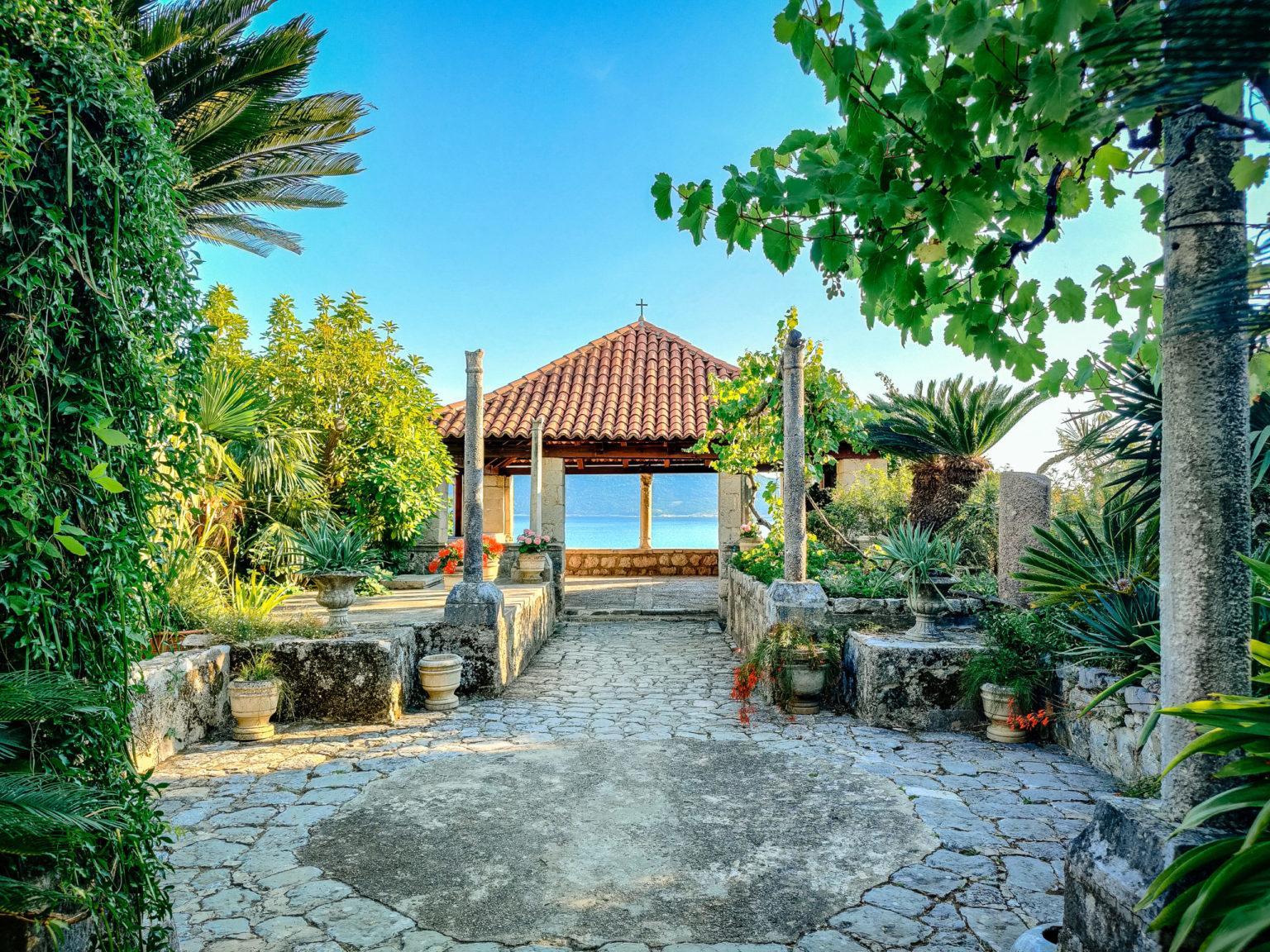 hochzeitslocation Kroatien location hochzeit heiraten 1 10 scaled - Historische Gärten