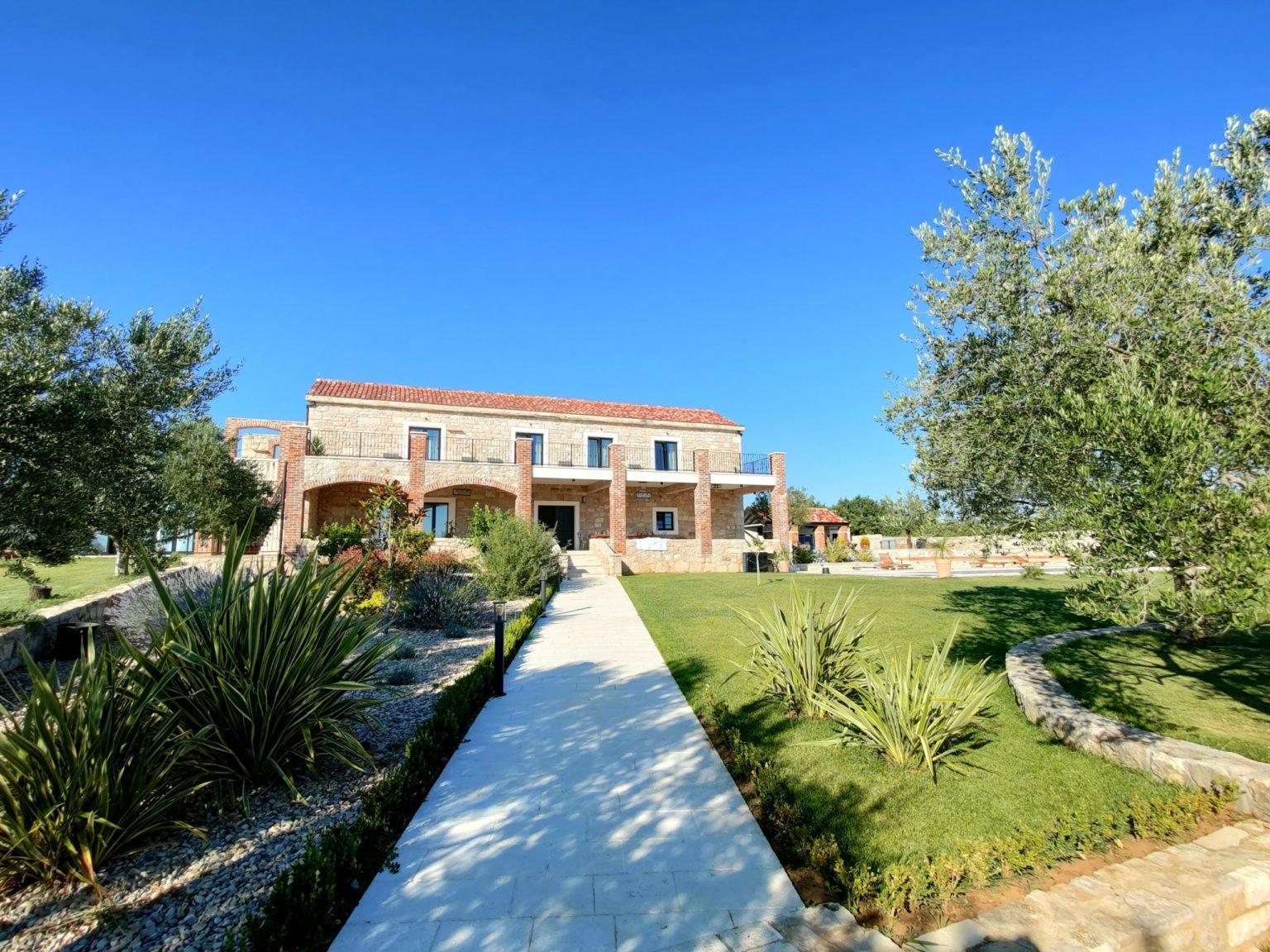 hochzeitslocation Kroatien location hochzeit heiraten 1 9 scaled - Moderne Villa