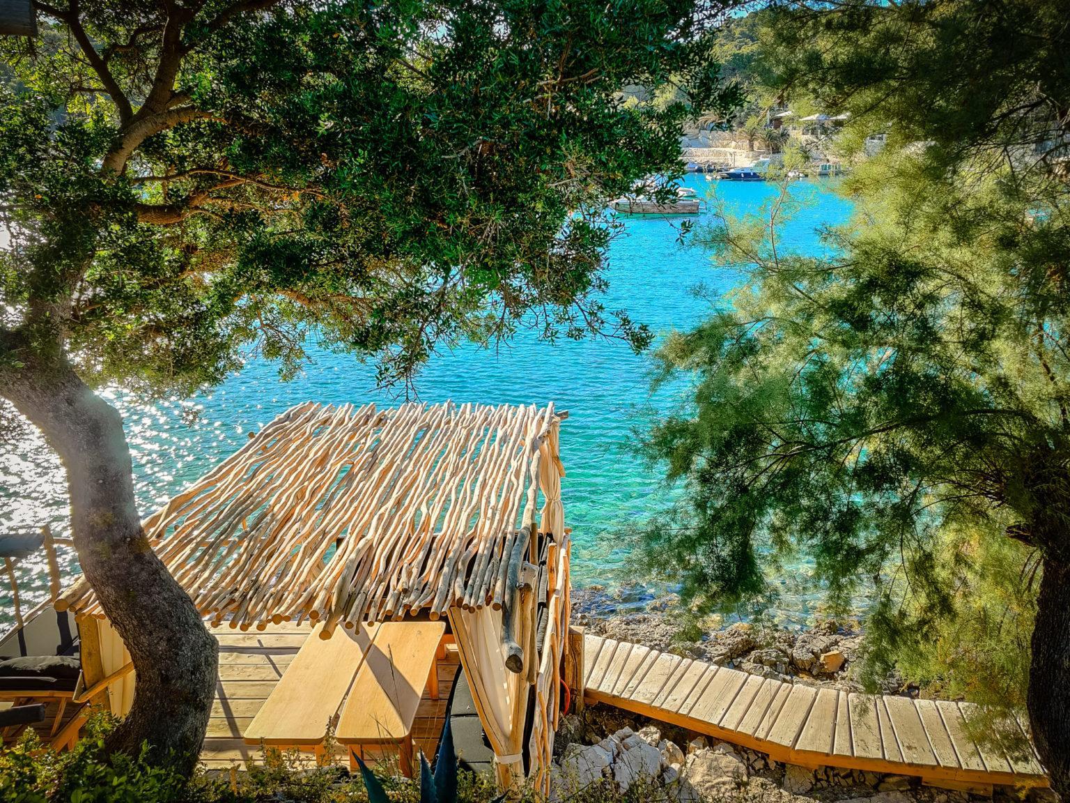 hochzeitslocation Kroatien location hochzeit heiraten 16 4 scaled - Beachclub in der Bucht