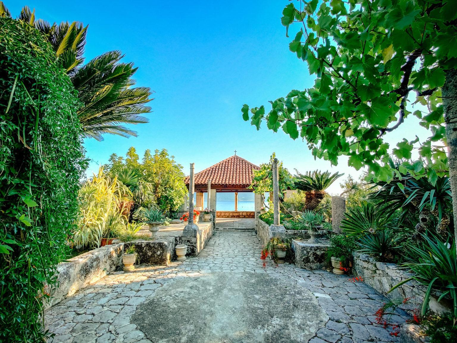 hochzeitslocation Kroatien location hochzeit heiraten 2 10 scaled - Historische Gärten