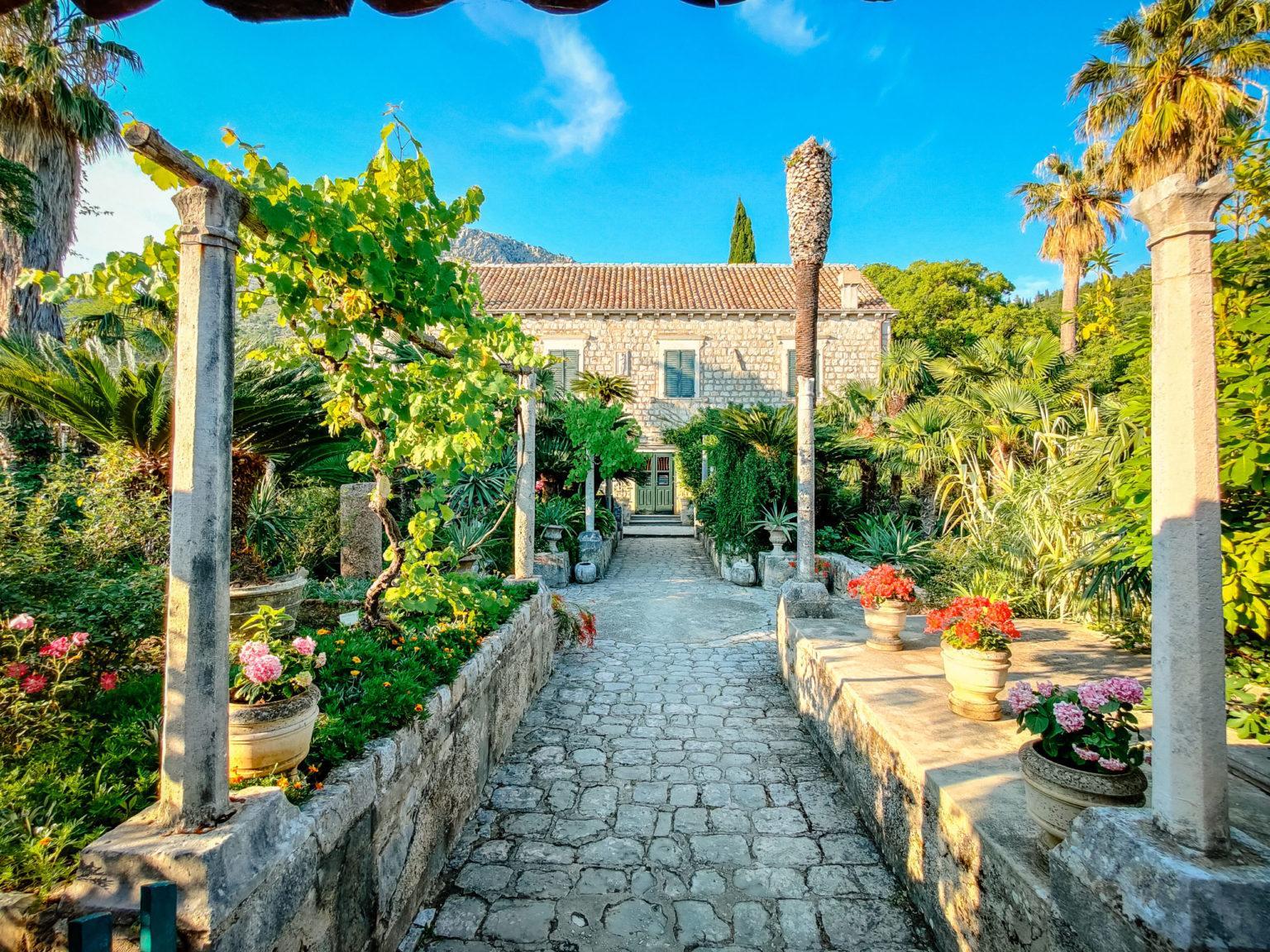 hochzeitslocation Kroatien location hochzeit heiraten 4 10 scaled - Historische Gärten