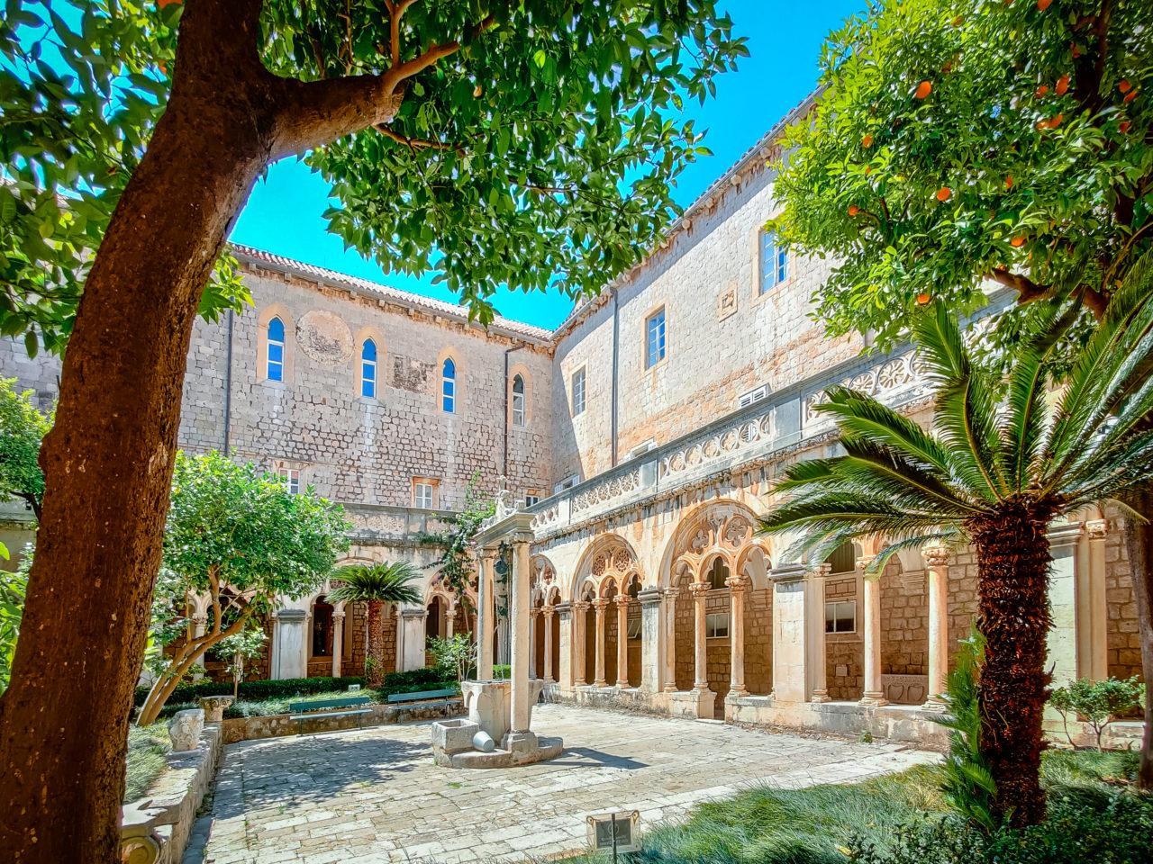 Hochzeit im Museum Samostan Heiraten Hochzeitslocation Location in Kroatien