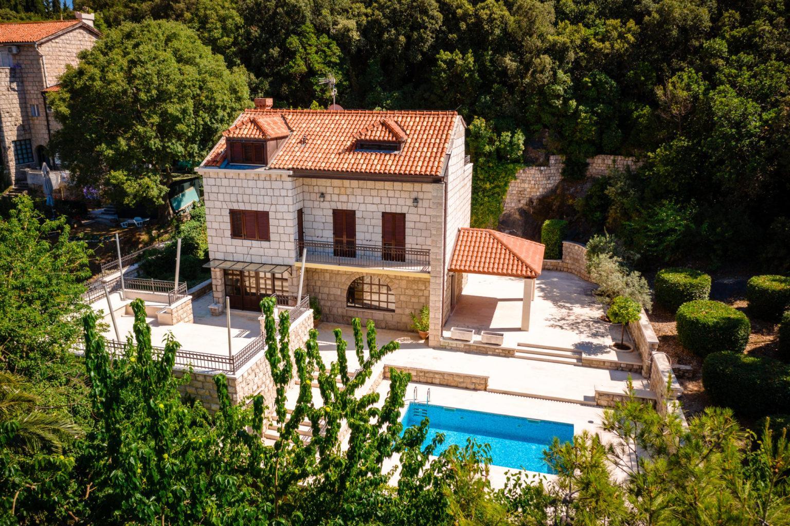 hochzeitslocation location Kroatien hochzeit heiraten 2 scaled - Villa am Meer