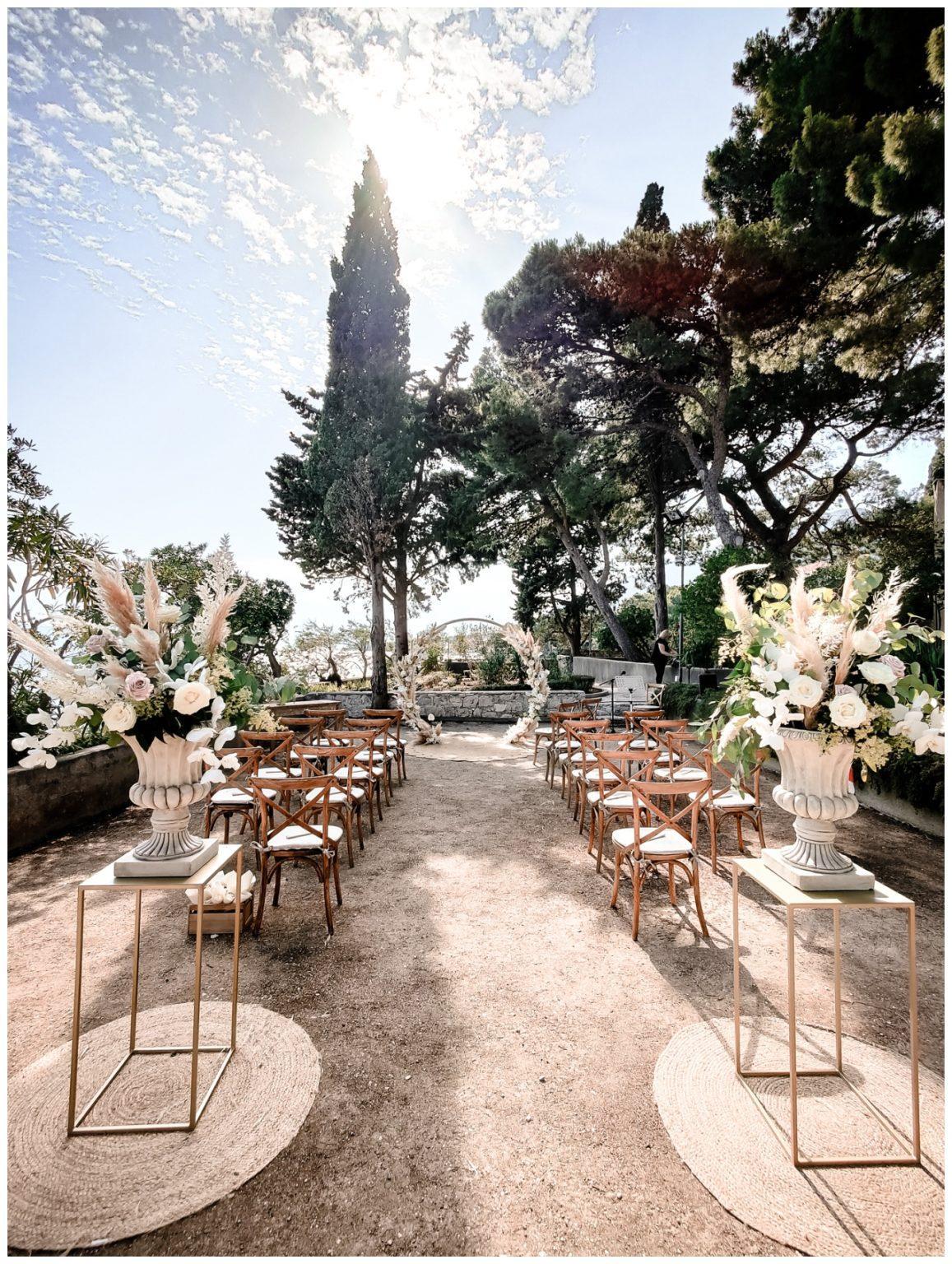 hochzeit brac inse boho heiraten kroatien hochzeitsplaner 20 - Glam Boho Hochzeit auf der Insel Brač
