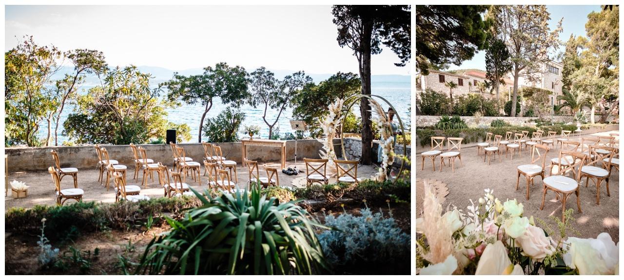 hochzeit brac inse boho heiraten kroatien hochzeitsplaner 23 - Glam Boho Hochzeit auf der Insel Brač