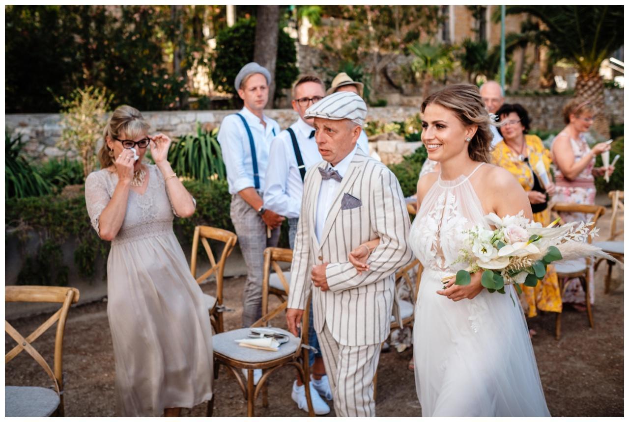 hochzeit brac inse boho heiraten kroatien hochzeitsplaner 27 - Glam Boho Hochzeit auf der Insel Brač