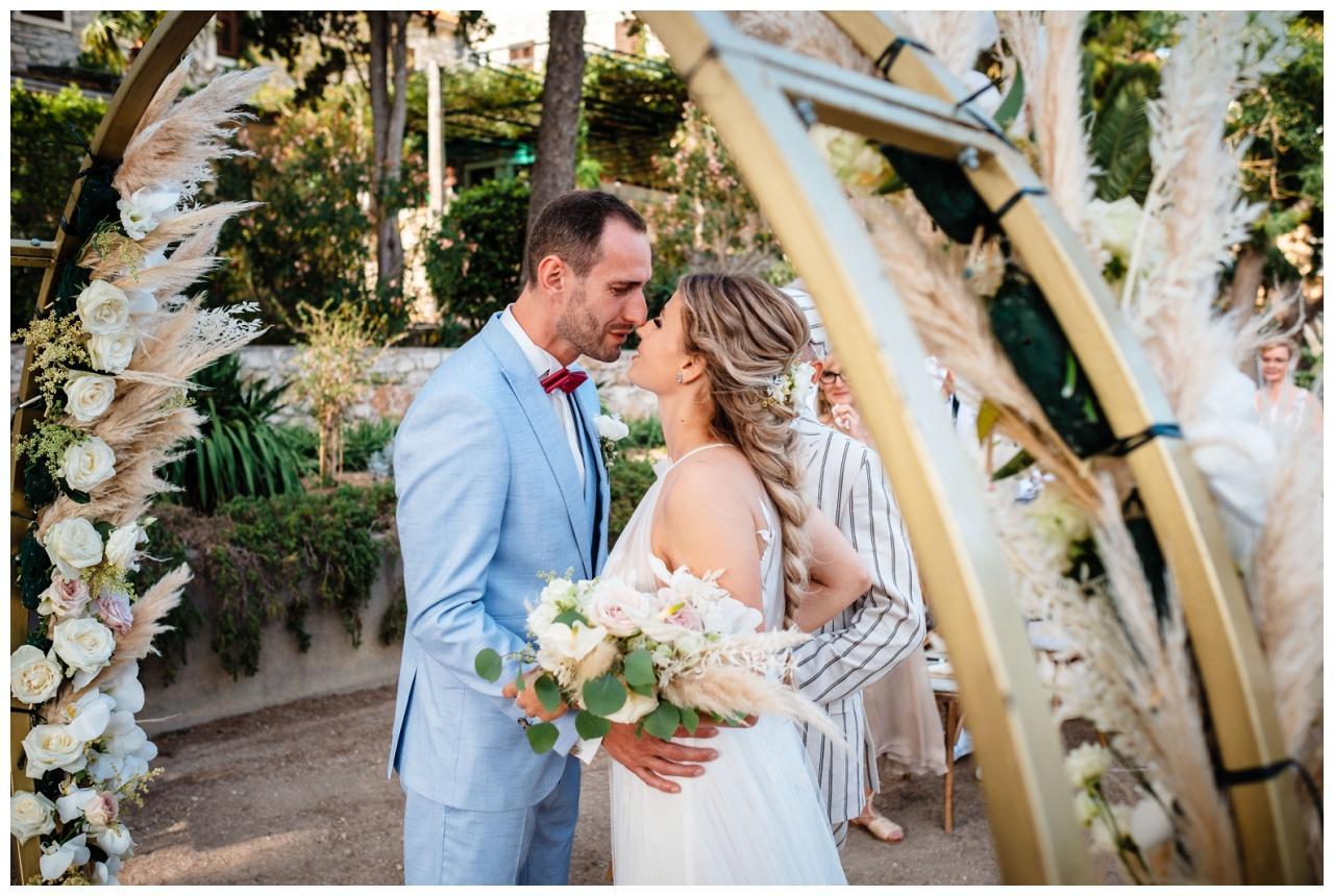 hochzeit brac inse boho heiraten kroatien hochzeitsplaner 29 - Glam Boho Hochzeit auf der Insel Brač