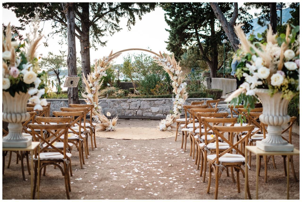 hochzeit brac inse boho heiraten kroatien hochzeitsplaner 39 - Glam Boho Hochzeit auf der Insel Brač