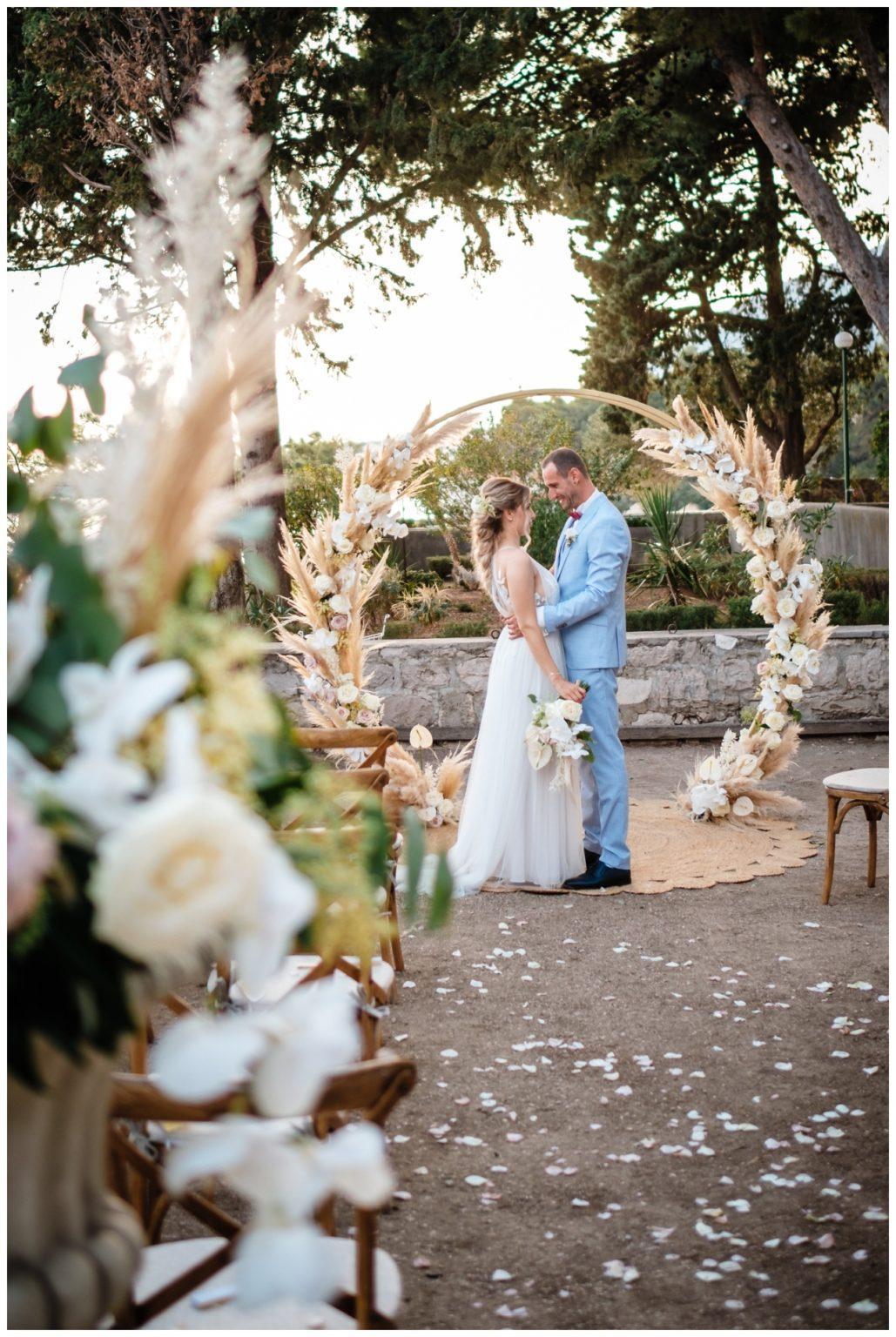 hochzeit brac inse boho heiraten kroatien hochzeitsplaner 40 - Glam Boho Hochzeit auf der Insel Brač