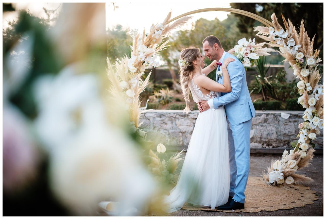 hochzeit brac inse boho heiraten kroatien hochzeitsplaner 41 - Glam Boho Hochzeit auf der Insel Brač