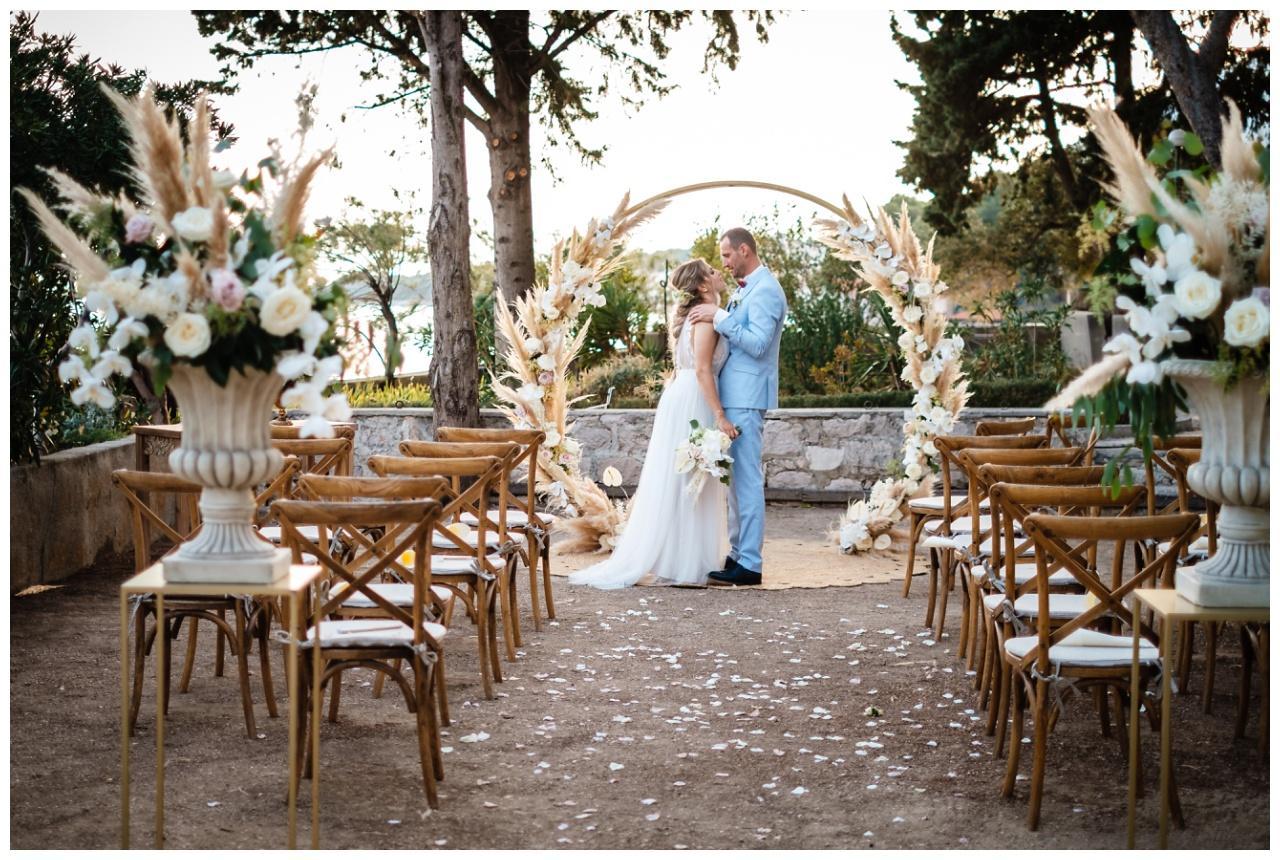 hochzeit brac inse boho heiraten kroatien hochzeitsplaner 42 - Glam Boho Hochzeit auf der Insel Brač