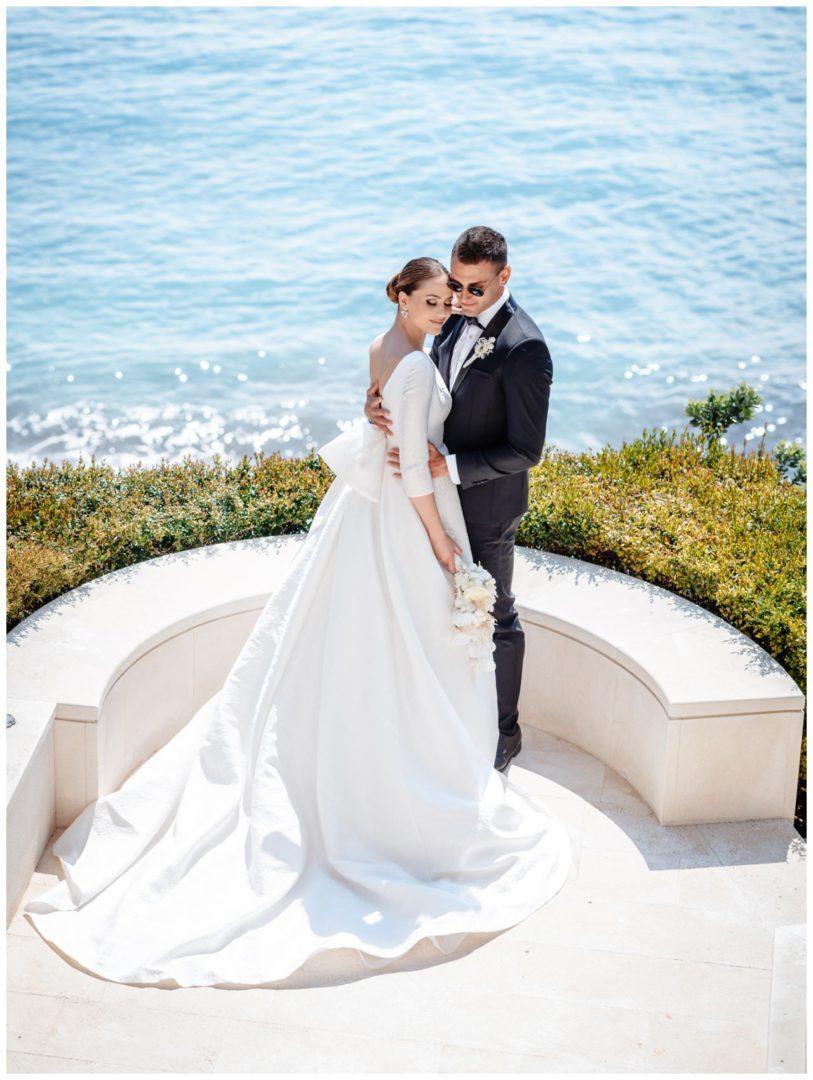 Hochzeit Kroatien Hochzeitsplanung Hochzeitsplaner Fotograf 32 - Luxuriöse Hochzeit in Weiß