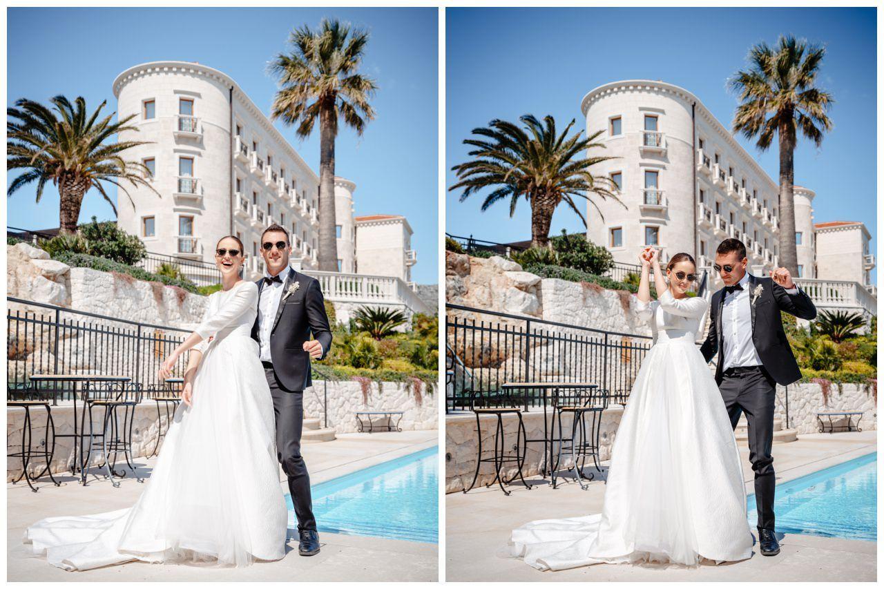 Hochzeit Kroatien Hochzeitsplanung Hochzeitsplaner Fotograf 33 - Luxuriöse Hochzeit in Weiß