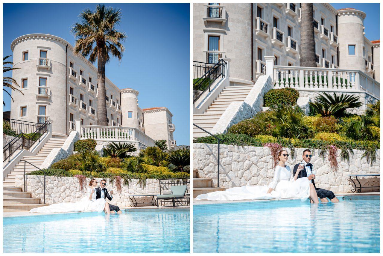 Hochzeit Kroatien Hochzeitsplanung Hochzeitsplaner Fotograf 34 - Luxuriöse Hochzeit in Weiß