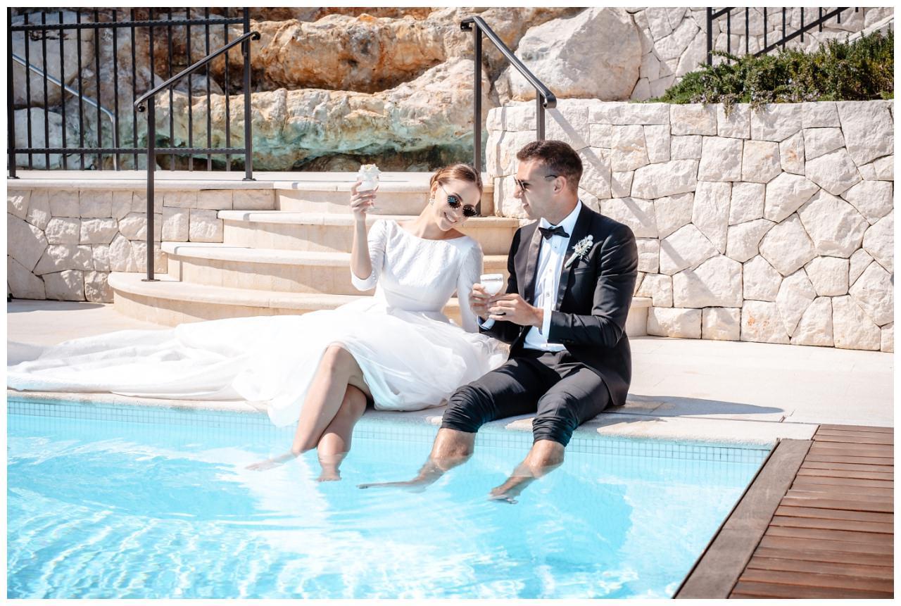 Hochzeit Kroatien Hochzeitsplanung Hochzeitsplaner Fotograf 35 - Luxuriöse Hochzeit in Weiß