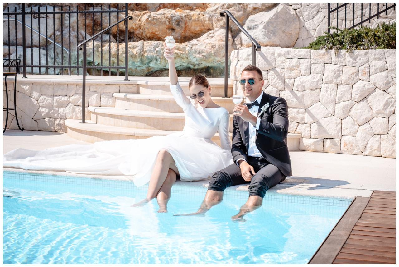 Hochzeit Kroatien Hochzeitsplanung Hochzeitsplaner Fotograf 36 - Luxuriöse Hochzeit in Weiß