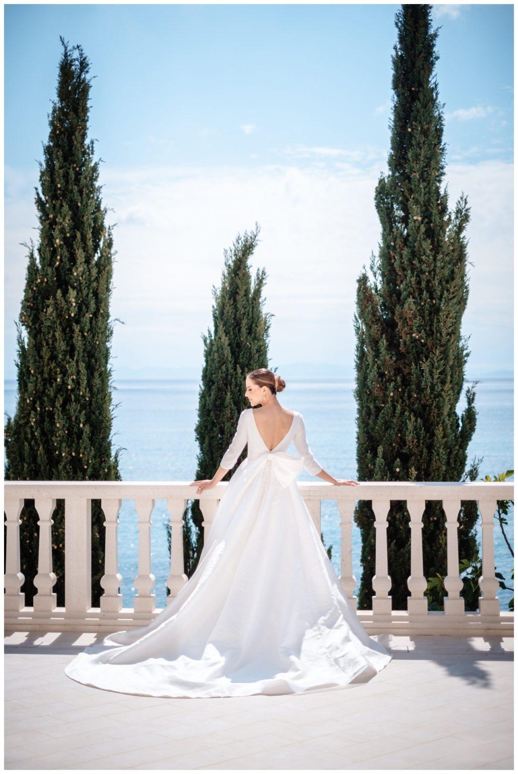 Hochzeit Kroatien Hochzeitsplanung Hochzeitsplaner Fotograf 5 - Luxuriöse Hochzeit in Weiß