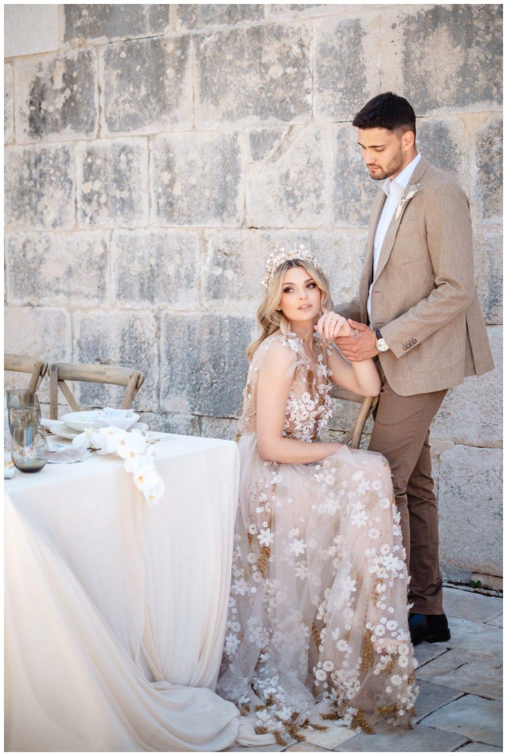 Hochzeit Kroatien Planung Hochzeitsplaner Trockenblumen Fotograf 26 - Natürliche Hochzeit mit Trockenblumen