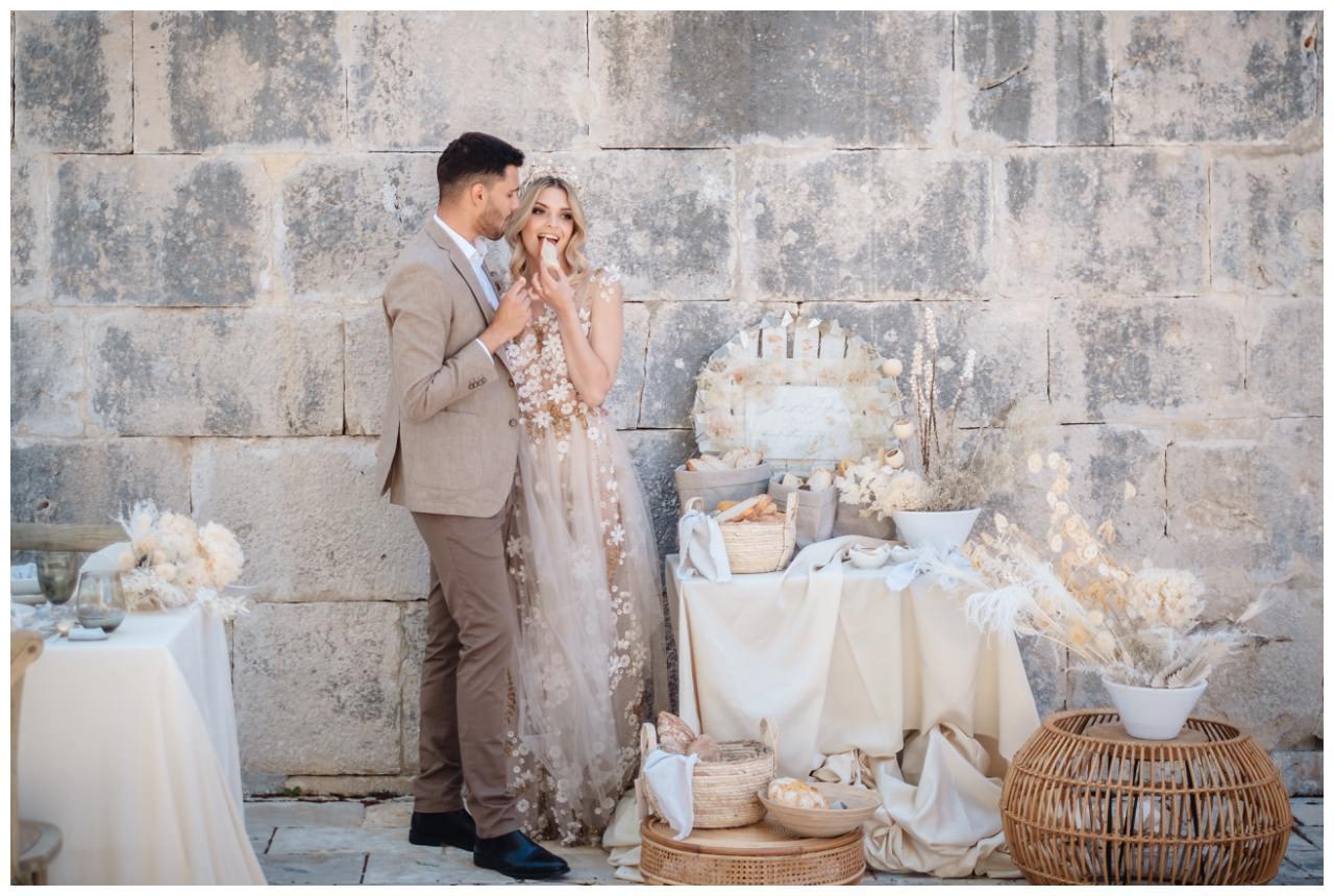 Hochzeit Kroatien Planung Hochzeitsplaner Trockenblumen Fotograf 30 - Natürliche Hochzeit mit Trockenblumen