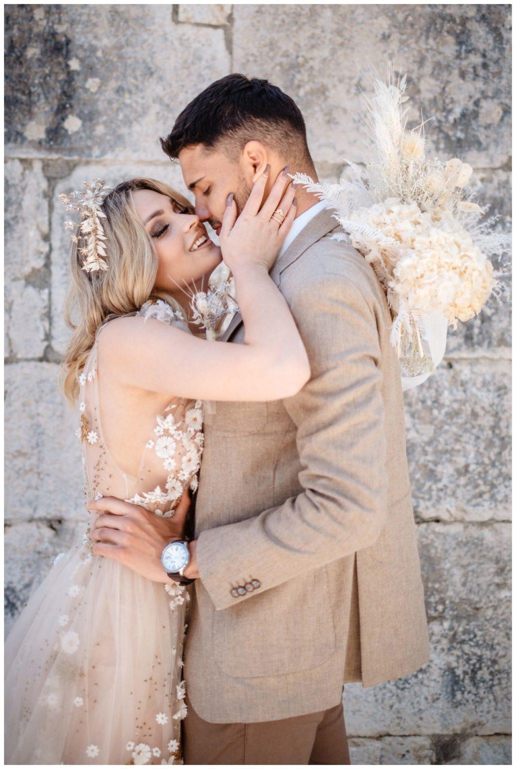 Hochzeit Kroatien Planung Hochzeitsplaner Trockenblumen Fotograf 32 - Natürliche Hochzeit mit Trockenblumen