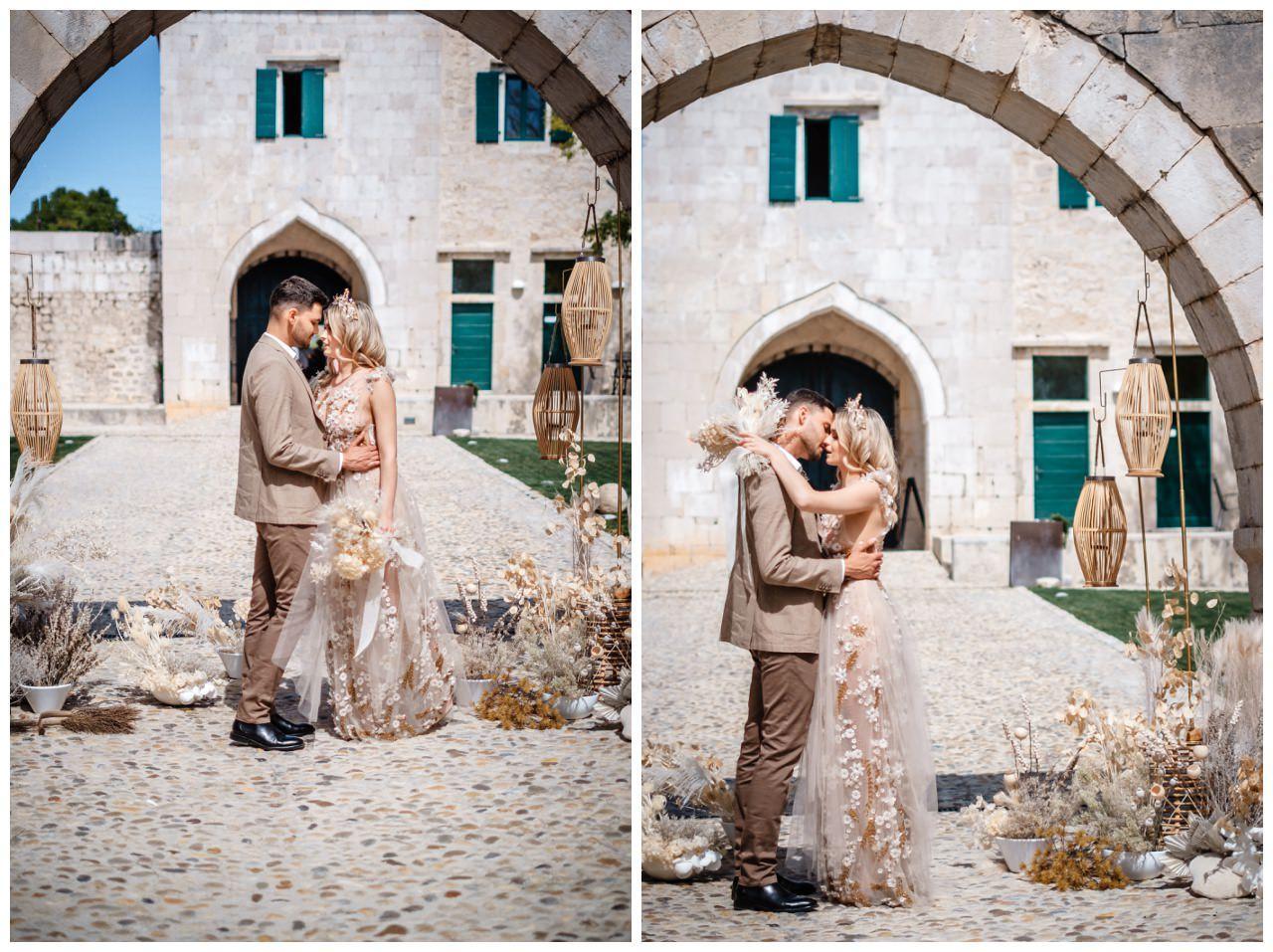 Hochzeit Kroatien Planung Hochzeitsplaner Trockenblumen Fotograf 8 - Natürliche Hochzeit mit Trockenblumen