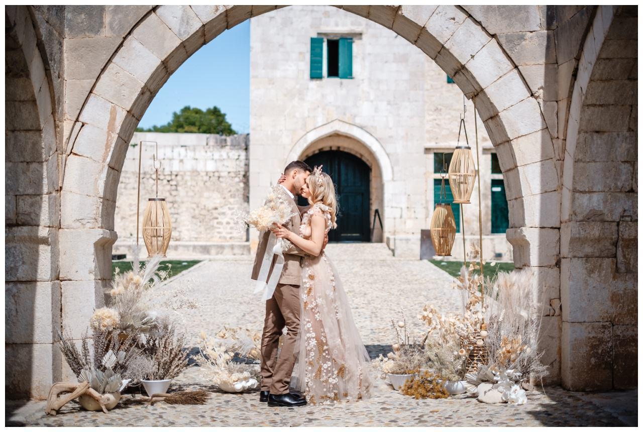 Hochzeit Kroatien Planung Hochzeitsplaner Trockenblumen Fotograf 9 - Natürliche Hochzeit mit Trockenblumen