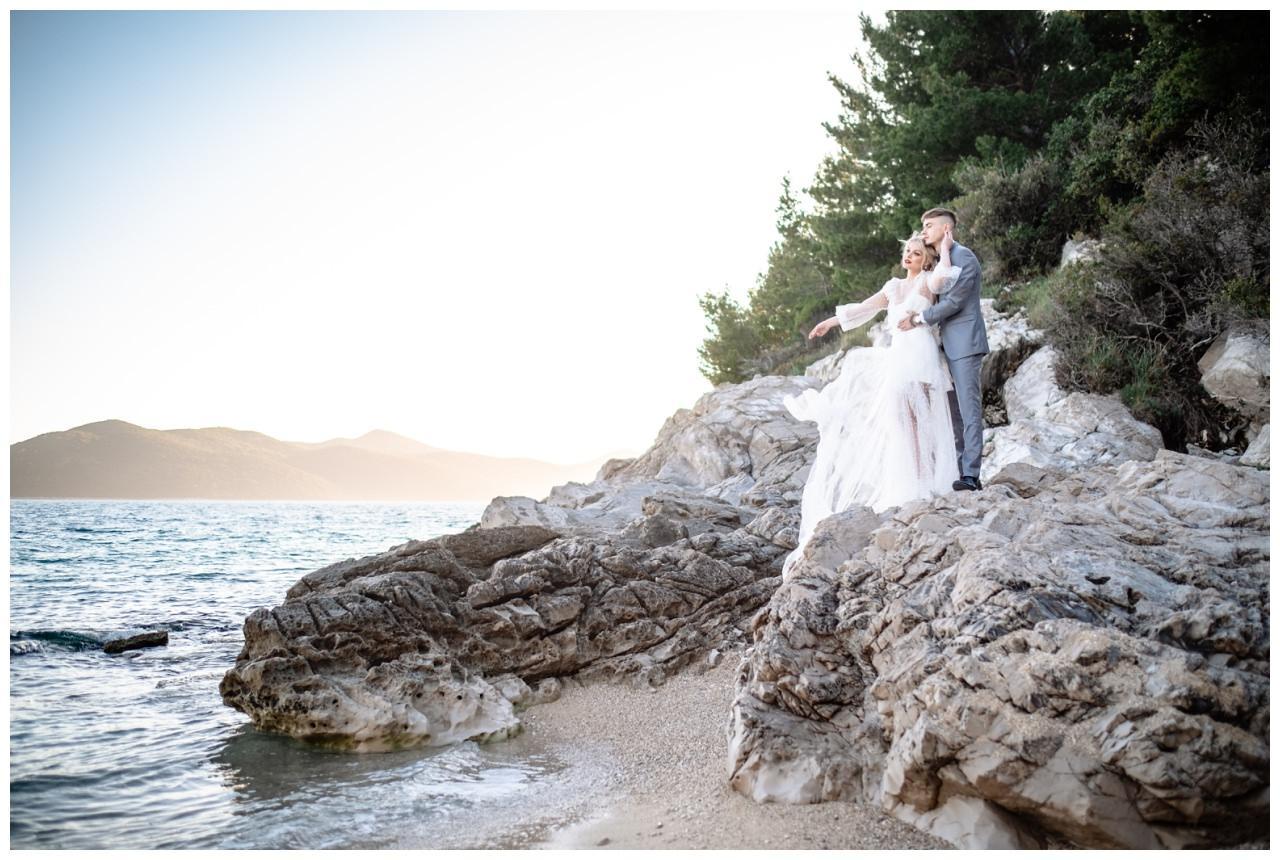 Hochzeit Strand Kroatien Hochzetsplanung Hochzeitsplaner Fotograf 18 - Kleine Hochzeit am Strand