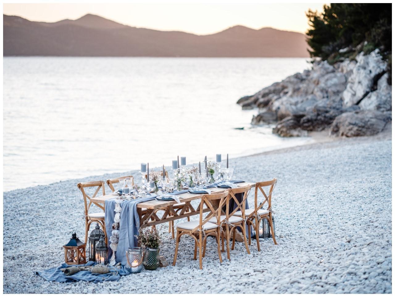Hochzeit Strand Kroatien Hochzetsplanung Hochzeitsplaner Fotograf 32 - Kleine Hochzeit am Strand