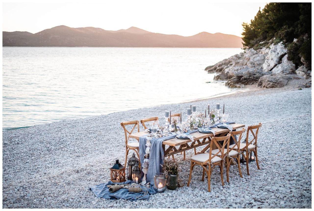 Hochzeit Strand Kroatien Hochzetsplanung Hochzeitsplaner Fotograf 33 - Kleine Hochzeit am Strand