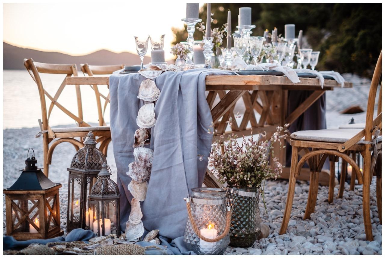 Hochzeit Strand Kroatien Hochzetsplanung Hochzeitsplaner Fotograf 34 - Kleine Hochzeit am Strand