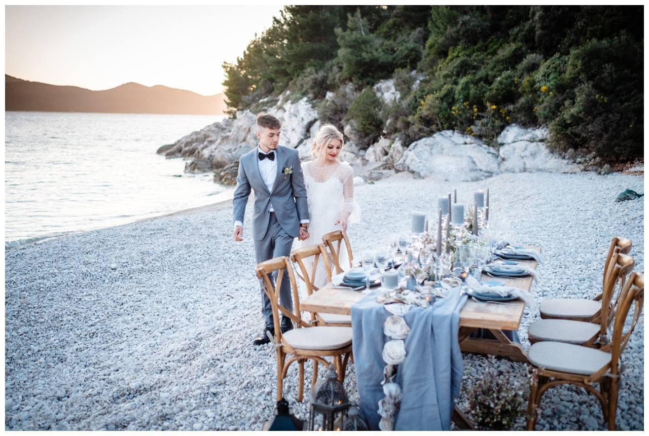Hochzeit Strand Kroatien Hochzetsplanung Hochzeitsplaner Fotograf 40 - Kleine Hochzeit am Strand