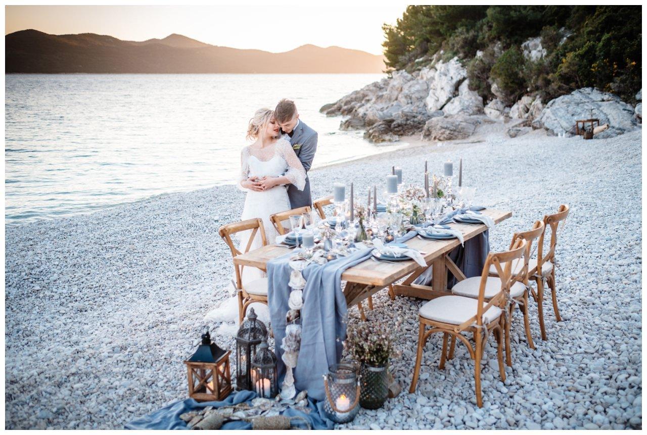 Hochzeit Strand Kroatien Hochzetsplanung Hochzeitsplaner Fotograf 41 - Kleine Hochzeit am Strand
