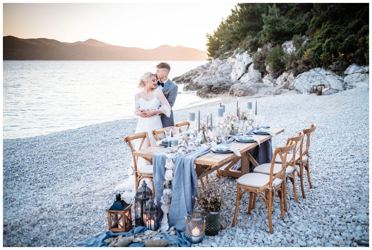 Hochzeit Strand Kroatien Hochzetsplanung Hochzeitsplaner Fotograf 43 - Kleine Hochzeit am Strand