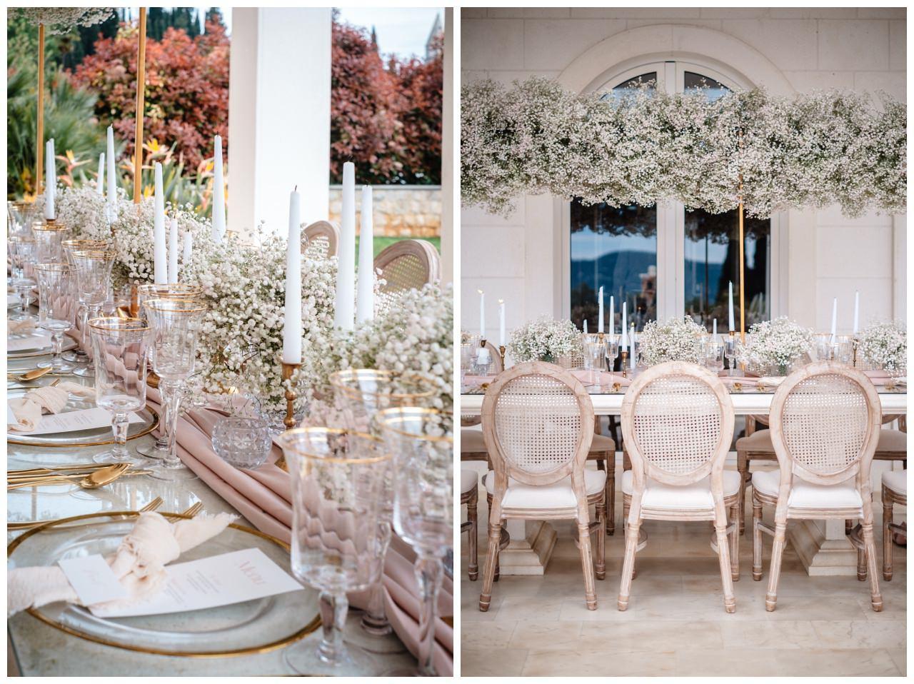Hochzeit Villa Kroatien Hochzeitsplanung Fotograf 19 - Romantische Hochzeit in einer Villa