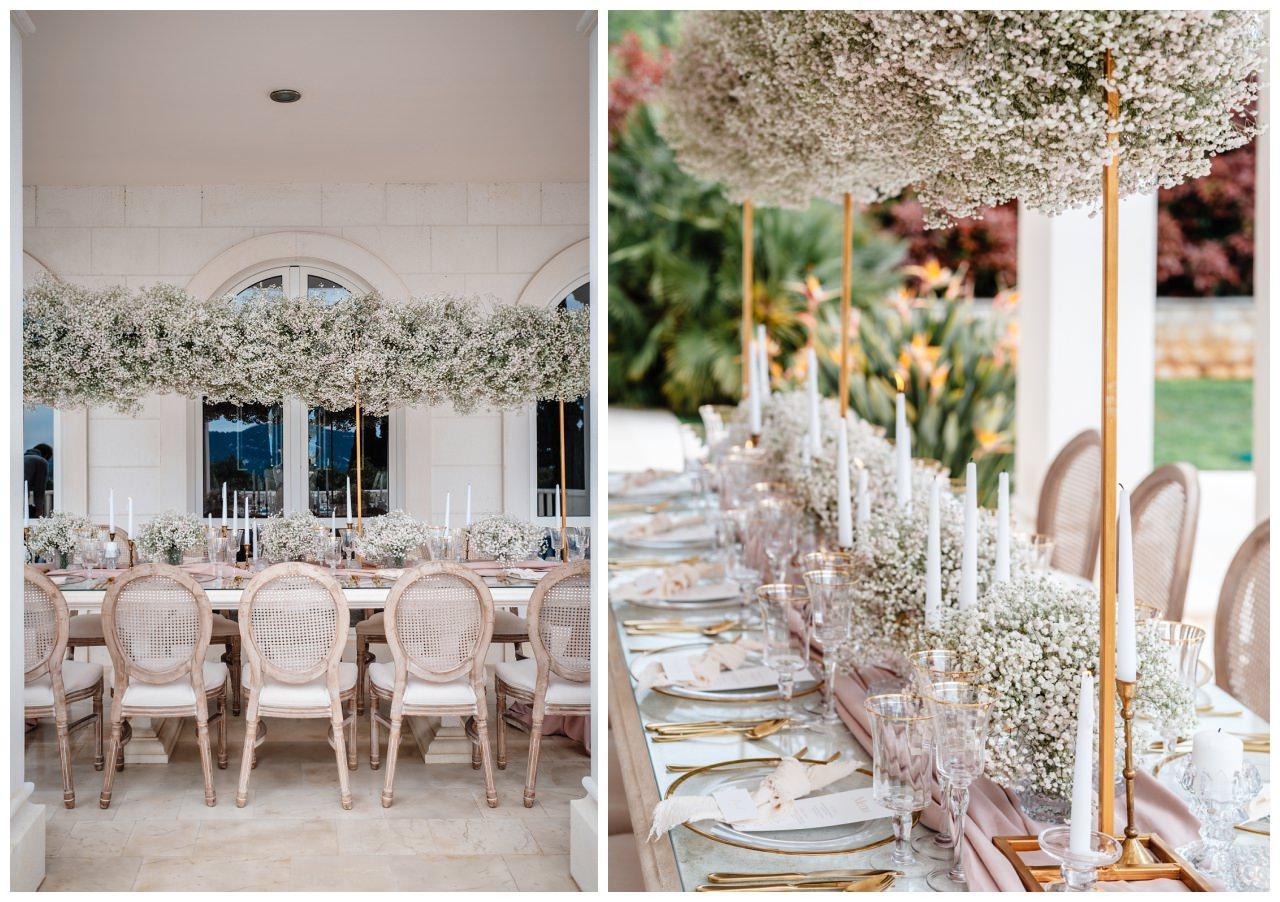 Hochzeit Villa Kroatien Hochzeitsplanung Fotograf 20 - Romantische Hochzeit in einer Villa